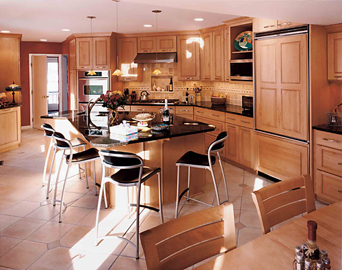 Four Decades Contracting Kitchen