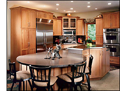 Kitchen by Four Decades Contracting