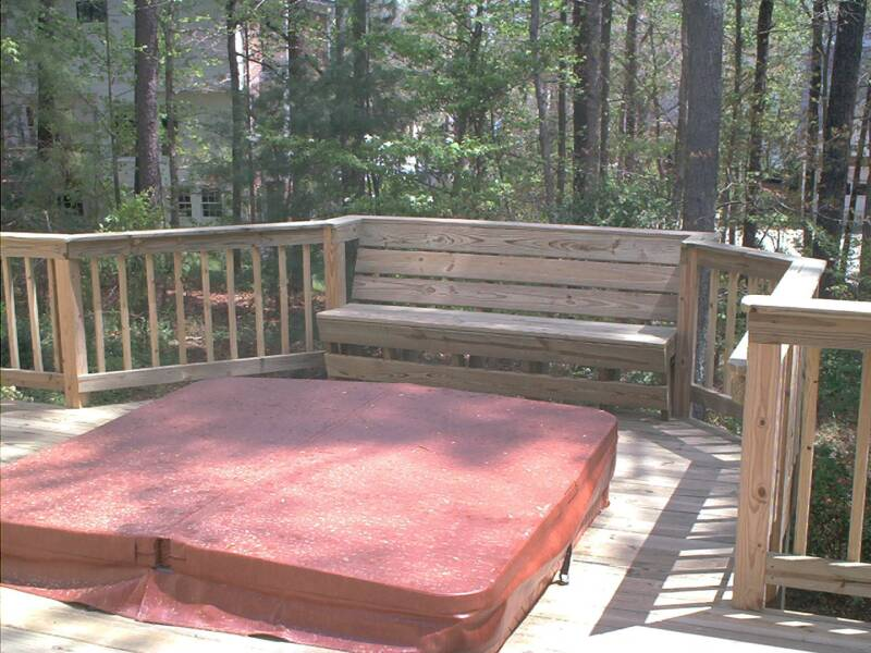 Decks by Four Decades Contracting