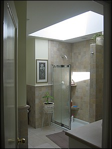 Bathroom by Four Decades Contracting