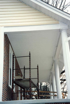 Siding After by Four Decades Contracting